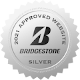 bridgestone approved logo
